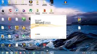Microsoft Office 2010 Descargar, Instalar y activarlo / Noviembre 2015 (MEGA)