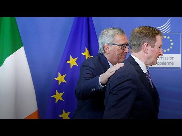 """""""Брексит"""" опасен для ирландской торговли и мира в Ольстере"""