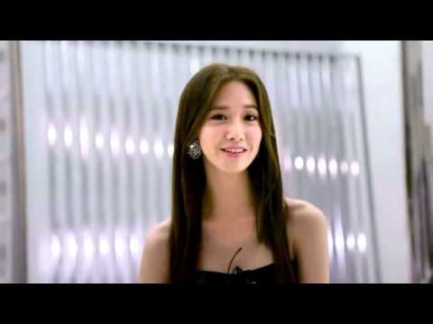 SNSD YoonA  Interview Fresh Look CF