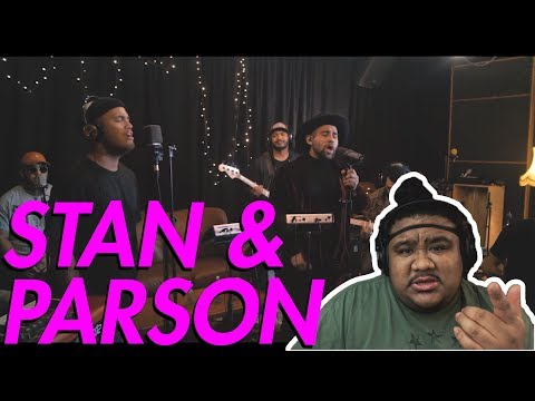 Stan Walker & Parson James - Tennessee Whiskey [MUSIC REACTION]