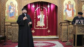 Fr. Tadros Hirmina: Danger in the Comfort Zone (Day 1) 03/18/2021