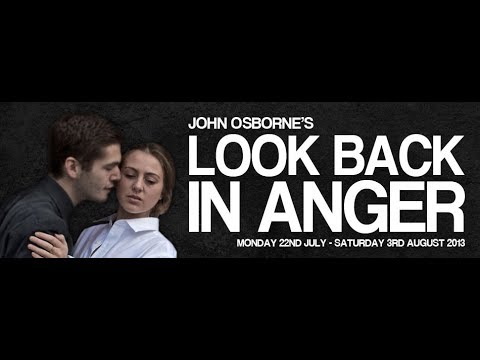 Analyzing Drama LOOK BACK IN ANGER