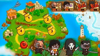 StrikeForce Kitty! #4 Clone cat Armies Ударный отряд котят! боевые котята!