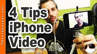 iPhone Video Tips for Better Shooting and Faster Editing (video marketing)