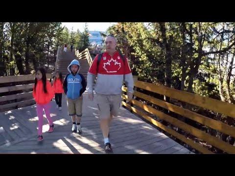 Travel Vlog   Banff   Alberta Canada.