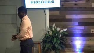 Embracing The Process - Elder Trevor Turner