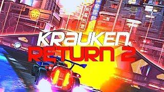KRAUKEN - RETURN 2 (BEST GOALS, REDIRECTS, DRIBBLES)