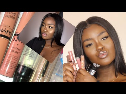 MUST HAVE LIP GLOSS COLLECTION