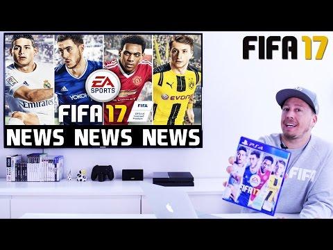 FIFA 17 NEWS | alle Neuerungen, Gameplay, Story Modus, Karrieremodus, Trailer, Reus (deutsch)