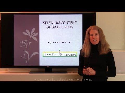 Selenium Content of Brazil Nuts