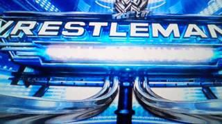 Wrestlemania 23 opening pyro
