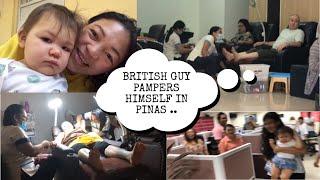 MEET MY ONLY BROTHER IN PINAS | BRITISH FILIPINA BABY MAGBIBIRTHDAY SA PINAS