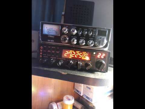 A little DX on 22 12/17/2015