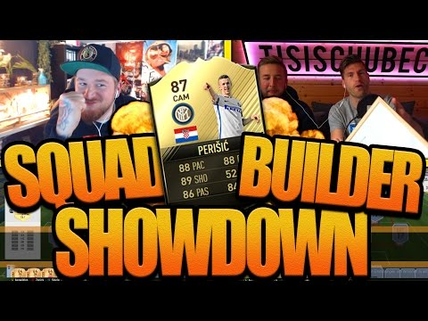 FIFA 17 | PERISIC BEAST SQUAD BUILDER SHOWDOWN 🔥🔥🔥 | ULTIMATE TEAM