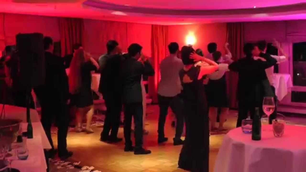 Hochzeitsfeier Im Hotel Hilton In Bonn Www Euerdj De Youtube