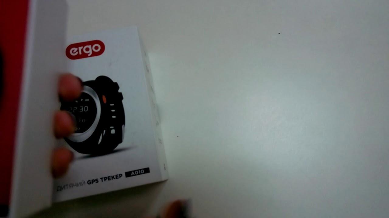 Детские смарт-часы Ergo GPS Tracker Advanced Color A010 - детские умные  часы Ужгород b60a695d4538d