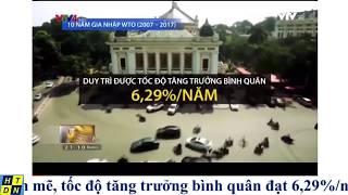 10 năm Việt Nam gia nhập WTO