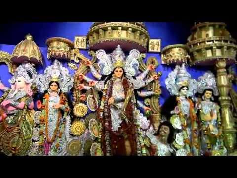 Durga Puja 2015 BHATPARA (NAIHATI) ....... ABB NEWS ..