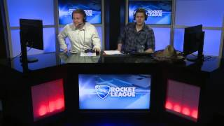 Cosmic Aftershock vs Kings of Urban - Grand Finals (Rocket League - August 20th 2015)