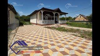 Дом в Анапе под ключ от застройщика всего за 3,8 млн руб.