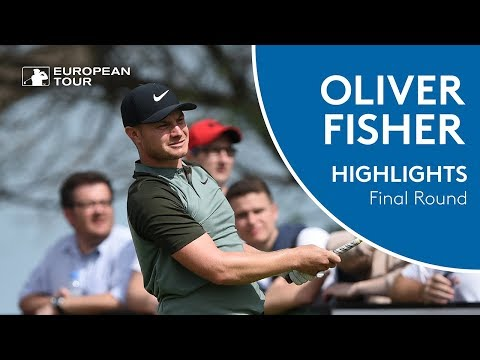 Oliver Fisher Golf Highlights | Final Round | 2018 Commercial Bank Qatar Masters
