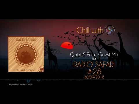Quint S Ence  Chill with Q - Guest Mix for Radio Safari Podcast