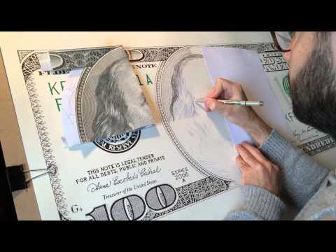 """One Hundred Dollars Bill"" Time Lapse Video by Giorgio Arcuri"