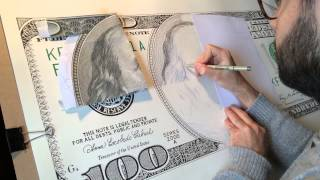 'One Hundred Dollars Bill' Time Lapse Video by Giorgio Arcuri