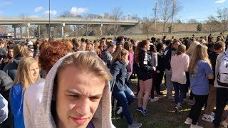 My Experience in the Nationwide School Walkout for the Florida Shooting