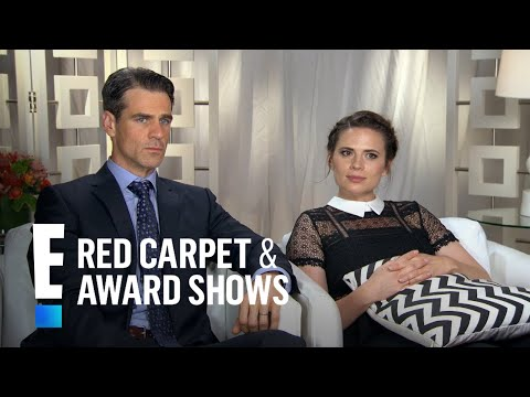 "Hayley Atwell Spills on New Show ""Conviction"" 