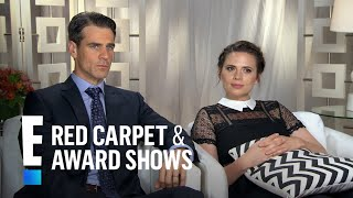 Hayley Atwell Spills on New Show