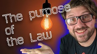 New City Catechism Question 15: Since no one can keep the law, what is its purpose?