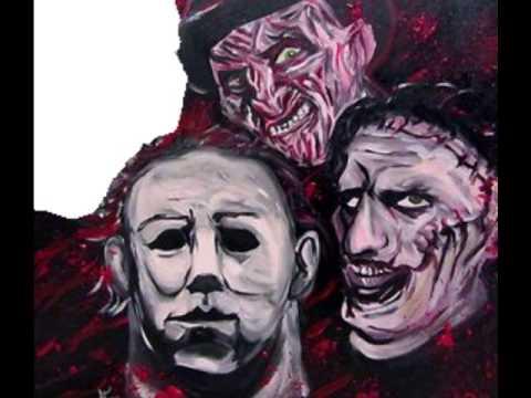 Leatherface vs Michael Myers vs Freddy Krueger - YouTube