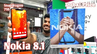Hindi | Nokia 8.1 Unboxing Global Version launched In Dubai