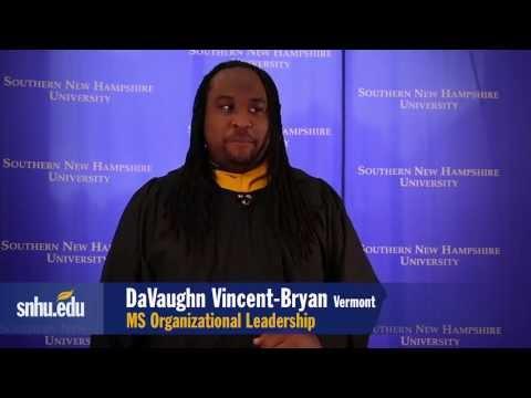 Alumni Testimonial, Organizational Leadership, SNHU