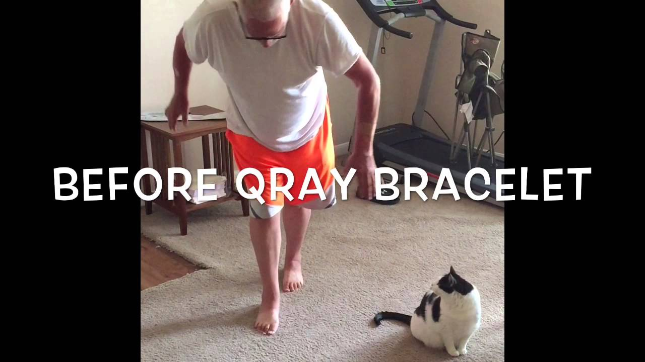 to wear - How to bracelet q ray wear video