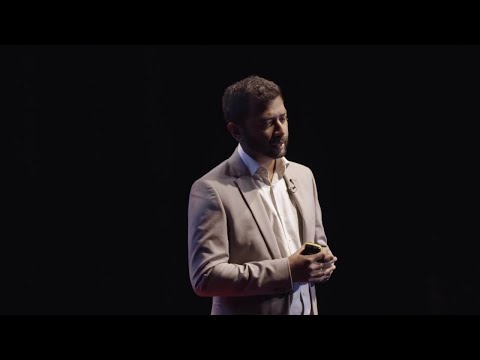 Putting Out Your Hand: Ideas To Change The World | Prashan Paramanathan | TEDxBrighton