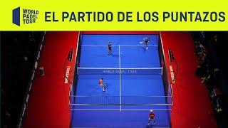 Bela/Tapia VS Lebrón/Galán: El partido de los puntazos del Estrella Damm Barcelona Master 2020