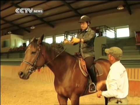Riding high at Beijing's Equestrian Club