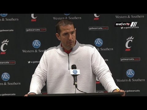 Fickell Recaps Win at SMU, Looks Ahead To Navy