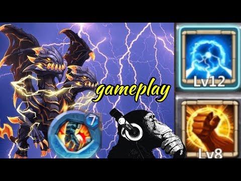 Demogorgon | Brute Force | Beast Mode | Castle Clash