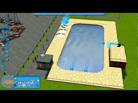 Roller Coaster Tycoon 3 part 2 - Let's get Wet