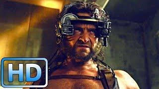 Росомаха зверски уничтожает солдат Страйкера / Люди Икс: Апокалипсис (2016)