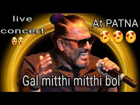 💕Gal mitthi mitthi bol🎉live Concert at patna🎉TOCHI RAINA😍 Mp3