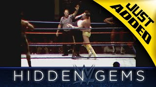 Greg Gagne & Jim Brunzell bring the pain on Christmas Night in rare WWE Hidden Gem (WWE Network)