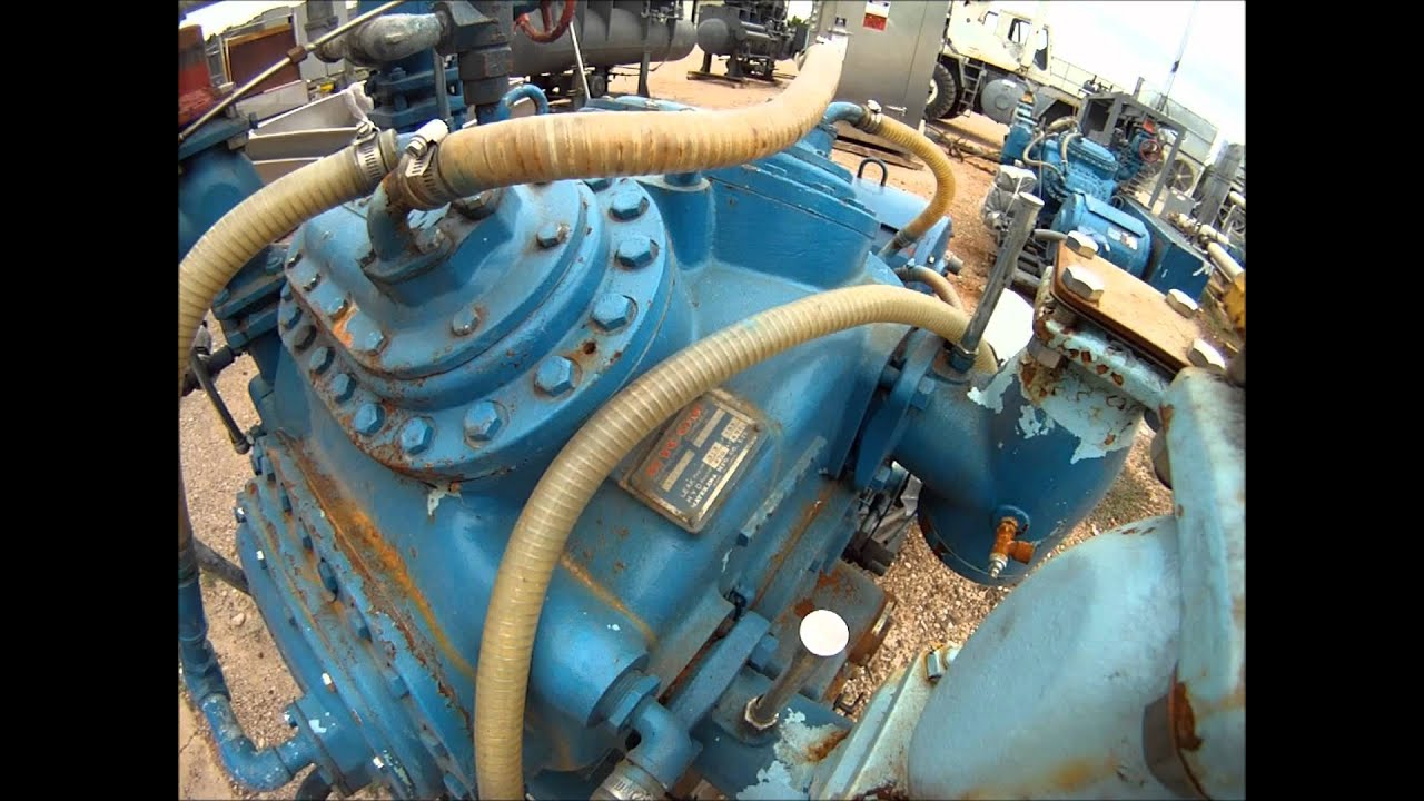 Genemco 2012 New Arrival: Mycom N62WB Reciprocating Compressor - 100 HP by  genemco