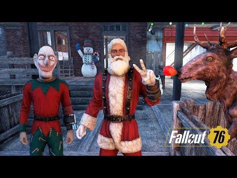 Fallout 76 - Spreading Holiday Cheer in Appalachia thumbnail