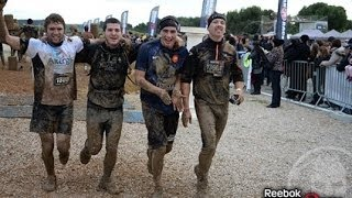 Spartan Race 2013 Circuit du Castellet France First Person Runner :)