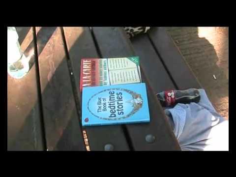 dream archives: little blue book