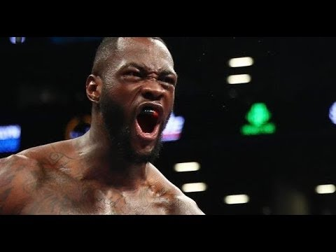 DEONTAY WILDER IS THE MOST VIOLENT PUNCHER IN WORLD BOXING!!